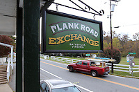 The new Plank Road Exchange country store located in Batesville, Va.  Photo/Andrew Shurtleff
