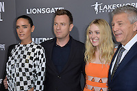 BEVERLY HILLS, CA. October 13, 2016: Jennifer Connelly &amp; Ewan McGregor &amp; Dakota Fanning &amp; John Romano at the Los Angeles premiere of &quot;American Pastoral&quot; at The Academy's Samuel Goldwyn Theatre.<br /> Picture: Paul Smith/Featureflash/SilverHub 0208 004 5359/ 07711 972644 Editors@silverhubmedia.com