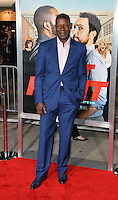 Dennis Haysbert at the world premiere for &quot;Fist Fight&quot; at the Regency Village Theatre, Westwood, Los Angeles, USA 13 February  2017<br /> Picture: Paul Smith/Featureflash/SilverHub 0208 004 5359 sales@silverhubmedia.com
