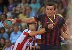 10-05-14 Handball - Fertiberia Pto. Sagunto vs FC Barcelona