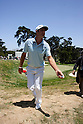 Dustin Johnson (USA),.JUNE 15, 2012 - Golf :.Dustin Johnson of the United States during the second round of the 2012 U.S. Open golf tournament at Lake Course of The Olympic Club in San Francisco, California, United States. (Photo by Thomas Anderson/AFLO) (JAPANESE NEWSPAPER OUT)