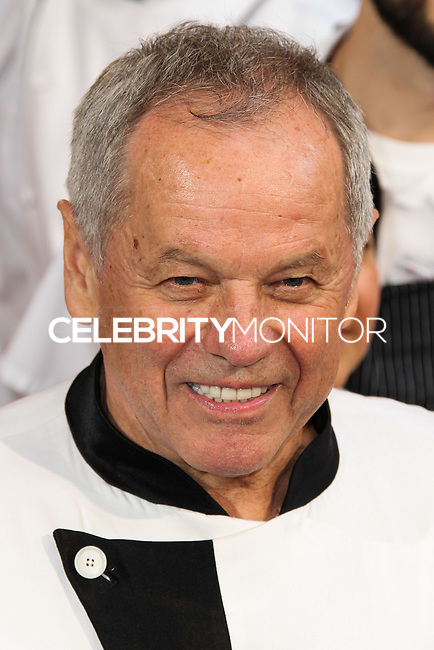 HOLLYWOOD, LOS ANGELES, CA, USA - MARCH 02: Wolfgang Puck at the 86th Annual Academy Awards held at Dolby Theatre on March 2, 2014 in Hollywood, Los Angeles, California, United States. (Photo by Xavier Collin/Celebrity Monitor)