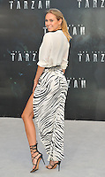 Kimberley Garner at the &quot;The Legend of Tarzan&quot; European film premiere, Odeon Leicester Square, Leicester Square, London, England, UK, on Tuesday 05 July 2016.<br /> CAP/CAN<br /> &copy;Can Nguyen/Capital Pictures /MediaPunch ***NORTH AND SOUTH AMERICAS ONLY***