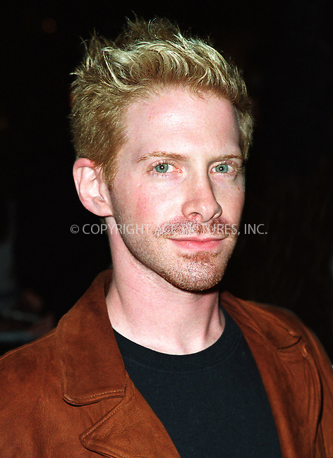 "Seth Green attending the New York Premiere of ""Austin Powers in Goldmember"" at Barney's New York on Madison Avenue in New York. July 24, 2002. Please byline: Alecsey Boldeskul/NY Photo Press.   ..*PAY-PER-USE*      ....NY Photo Press:  ..phone (646) 267-6913;   ..e-mail: info@nyphotopress.com"