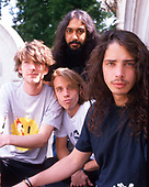 Aug 1991: SOUNDGARDEN - Hyde Park London