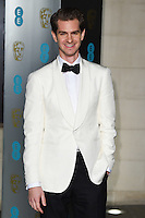 Andrew Garfield at the 2017 EE British Academy Film Awards (BAFTA) After-Party held at the Grosvenor House Hotel, London, UK. <br /> 12 February  2017<br /> Picture: Steve Vas/Featureflash/SilverHub 0208 004 5359 sales@silverhubmedia.com