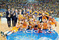 HERBALIFE GRAN CANARIA v FC BARCELONA LASSA. Final Supercopa Liga Endesa 2016-2017.