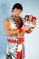 Jerry The King Lawler pictured in 1983. Credit: John Palmer/ MediaPunch