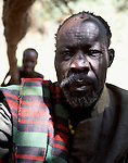 Turkana man,  Northern Kenya