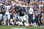 _88R4601..2012 FTB vs Weber State University..BYU - 45.Weber State - 6. .Photo by Jaren Wilkey/BYU..September 8, 2012..© BYU PHOTO 2012.All Rights Reserved.photo@byu.edu  (801)422-7322