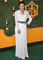 BEVERLY HILLS - OCTOBER 15:  Lea Michele at the 7th Annual Veuve Clicquot Polo Classic at Will Rogers State Historic Park on October 15, 2016 in Pacific Palisades, California. Credit: mpi991/MediaPunch