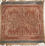 ATS-314 ANTIQUE TAMPAN SHIP CLOTH INDONESIA