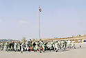 Irak 2000.Entrainement des jeunes recrues au camp de Zawita.     Iraq 2000.Training of young soldiers in Zawita camp
