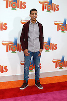 WESTWOOD, CA - OCTOBER 23: Marcus Scribner at the premiere Of 20th Century Fox's 'Trolls' at Regency Village Theatre on October 23, 2016 in Westwood, California. Credit: David Edwards/MediaPunch