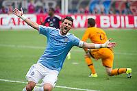 New York City FC vs Orlando City SC, July 26, 2015