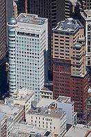aerial photograph 88 Kearney Street,690 Market Street skyscrapers San Francisco