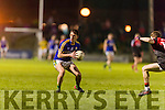 Jack Savage Kerry in action against  Mayo in the National Football league at Austin Stack Park, Tralee on Saturday night.
