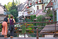 In Little Venice in Colmar
