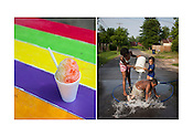 Mago & Watermelon Sno Cone, Pelican's, Durham | Street Pool, Clarksdale