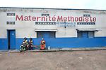 A United Methodist maternity clinic in Kananga, DR Congo.