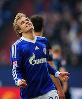 Fussball Bundesliga 2012/13: Schalke - Hoffenheim