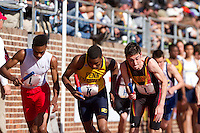 Penn Relays 2011 High School Boys Philadelphia Area 4x400