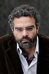 Gonzalo M. Tavares, Portuguse writer.
