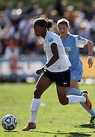 SAN DIEGO, CA - DECEMBER 02, 2012:  Maya Hayes (5) of Penn State University during the NCAA 2012 women's college championship match, at Torero Stadium, in San Diego, CA, on Sunday, December 02 2012. Carolina won 4-1.
