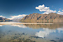 Summer reflections, Lake Hawea, Southern Lakes