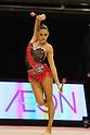 Evgeniya Kanaeva (RUS), .OCTOBER 29, 2011 - Rhythmic Gymnastics : .AEON CUP 2011 Worldwide R.G. Club Championships .Clubs .at Tokyo Metropolitan Gymnasium, Tokyo, Japan. .(Photo by YUTAKA/AFLO SPORT) [1040]