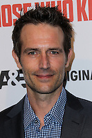 """HOLLYWOOD, LOS ANGELES, CA, USA - FEBRUARY 26: Michael Vartan at the Premiere Party For A&E's Season 2 Of """"Bates Motel"""" & Series Premiere Of """"Those Who Kill"""" held at Warwick on February 26, 2014 in Hollywood, Los Angeles, California, United States. (Photo by Xavier Collin/Celebrity Monitor)"""