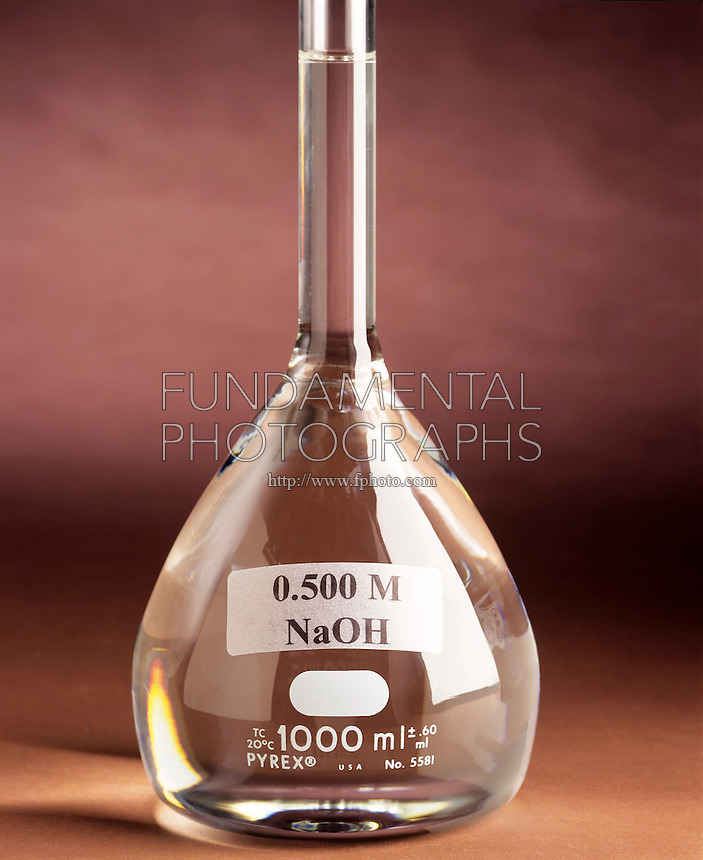 SODIUM HYDROXIDE MOLAR DILUTION<br />