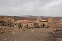 Morocco - Ouarzazate - Now almost abandoned, this complex was built in 1996 by an Italian production. It represents Jerusalem and served for the shooting of dozens of religious movies, the latest of which is 2015 TV film Killing Jesus, produced by National Geographic Channel.