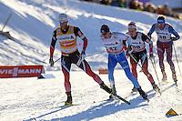 v.l.n.r. SUNDBY Martin Johnsrud (NOR), HEIKKINEN Matti (FIN), KRUEGER Simen Hegstad (NOR)