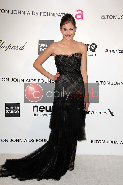 Willa Holland<br /> at the Elton John Aids Foundation 21st Academy Awards Viewing Party, West Hollywood Park, West Hollywood, CA 02-24-13<br /> David Edwards/DailyCeleb.com 818-249-4998