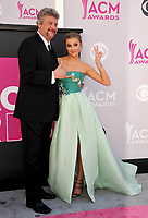 Kelsea Ballerini &amp; father at the Academy of Country Music Awards 2017 at the T-Mobile Arena, Las Vegas, NV, USA 02 April  2017<br /> Picture: Paul Smith/Featureflash/SilverHub 0208 004 5359 sales@silverhubmedia.com