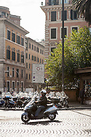 Rome, Italy.<br />