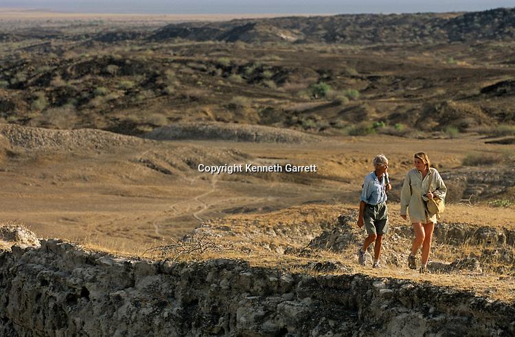 New Hominids; Koobi Fora; Meave Leakey; Louise Leakey; Homo; Homo Erectus; Homo Habilis; Lake Turkana; Kenya; Human Evolution;.