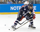 (Spinell) Paul Thompson (UNH - 17) - The University of New Hampshire Wildcats defeated the Miami University RedHawks 3-1 (EN) in their NCAA Northeast Regional Semi-Final on Saturday, March 26, 2011, at Verizon Wireless Arena in Manchester, New Hampshire.