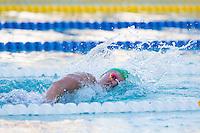 Santa Clara, California - Saturday June 4, 2016: Jessica Ashwood races in the Women's 400 LC Meter Freestyle at the Arena Pro Swim Series at Santa Clara A final.