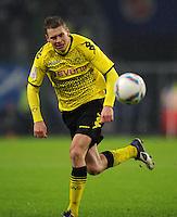 FUSSBALL   1. BUNDESLIGA   SAISON 2011/2012   18. SPIELTAG Hamburger SV - Borussia Dortmund     22.01.2012 Lukasz Piszczek (Borussia Dortmund)