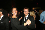 Mr. and Mrs. Simon Attend the Catch Me If You Can Opening Night After Party Held At Cipriani 42nd Street, 4/10/11