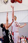 Olivet Men's Basketball vs Albion - 1.28.12