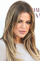 HOLLYWOOD, LOS ANGELES, CA, USA - DECEMBER 10: Khloe Kardashian arrives at The Hollywood Reporter's 23rd Annual Power 100 Women In Entertainment Breakfast held at Milk Studios on December 10, 2014 in Hollywood, Los Angeles, California, United States. (Photo by Xavier Collin/Celebrity Monitor)