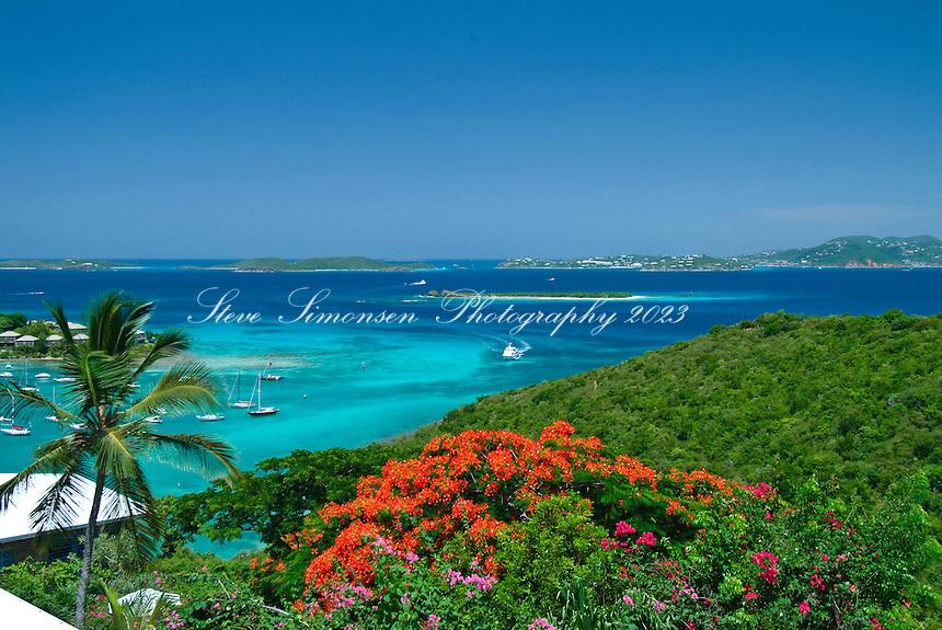 Cruz Bay <br /> St. John<br /> U.S. Virgin Islands
