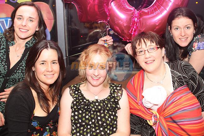 Maeve Plunkett 40th in Bru...Picture Jenny Matthews/Newsfile.ie