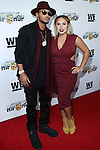 Romeo Miller and Kristinia DeBarge at WE TV's Growing Up Hip Hop Premiere Party Held at Haus