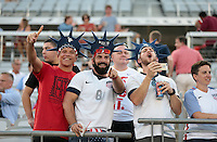 Jacksonville, FL - September 6, 2016: The U.S. Men's National team defeat Trinidad & Tobago 4-0 during a World Cup Qualifier (WCQ) match at EverBank Field.