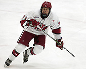 Frédéric Grégoire (Harvard - 71) - The Harvard University Crimson tied the visiting Yale University Bulldogs 1-1 on Saturday, January 21, 2017, at the Bright-Landry Hockey Center in Boston, Massachusetts.