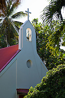Lutheran Church<br /> Cruz Bay<br /> St. John, Virgin Islands